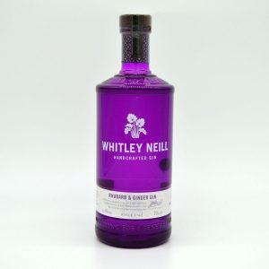 Whitley Neil Rhubarb Ginger 1