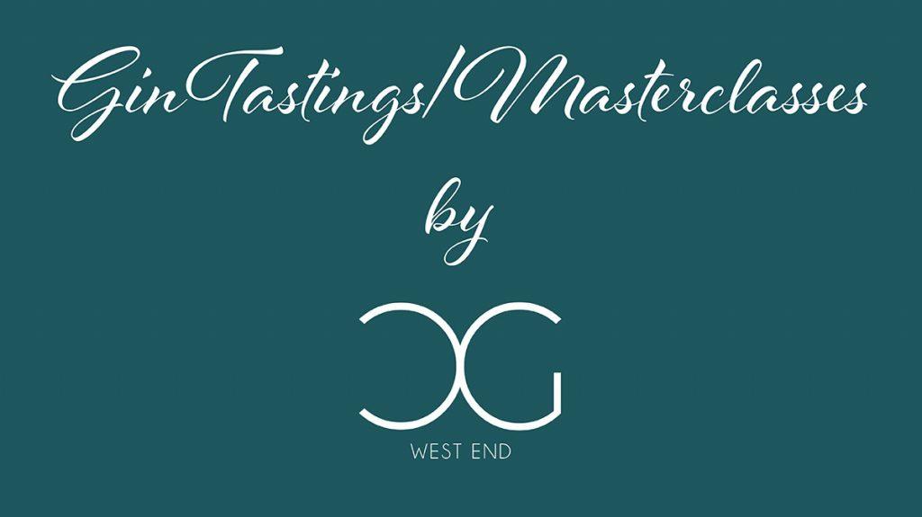 Gin Tastings & Masterclasses